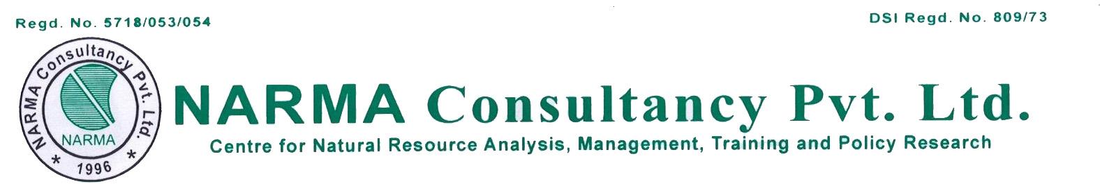 Narma Consultancy Pvt. Ltd.